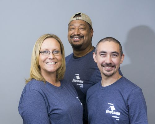2016 Cleveland GiveCamp Photography Team